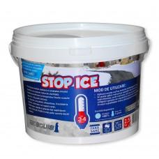 STOP ICE Produs biodegradabil combate si prevenire gheata 2.5kg