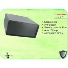 Alunga pasari cu alarma acustica (100 mp) Radarcan SC19