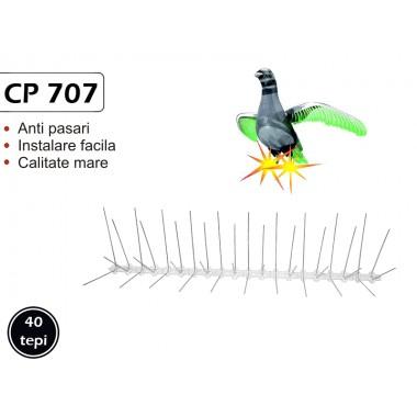 Kit anti pasari cu 40 tepi 1m lungime CP 707