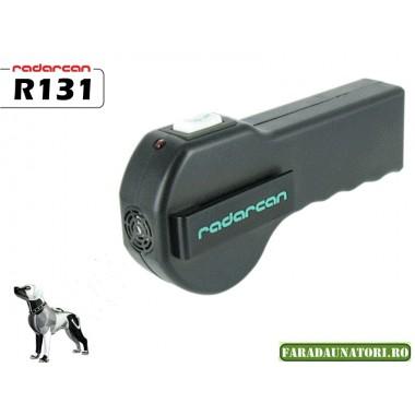 Aparat cu ultrasunete pentru indepartarea cainilor portabil (10m) Radarcan R-131