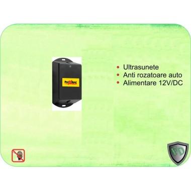 Aparat anti rozatoare auto cu ultrasunete 20 mp PestXRepel PR-12.1