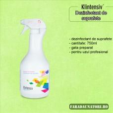 Klintensiv - Dezinfectant de suprafete