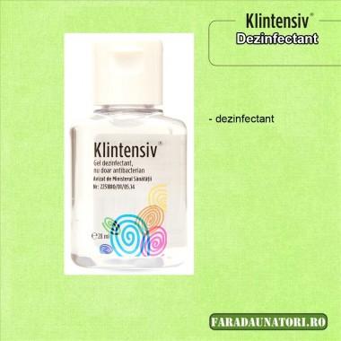 Klintensiv - Mini dezinfectant gel