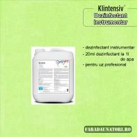 Klintensiv - Dezinfectant pentru instrumentar