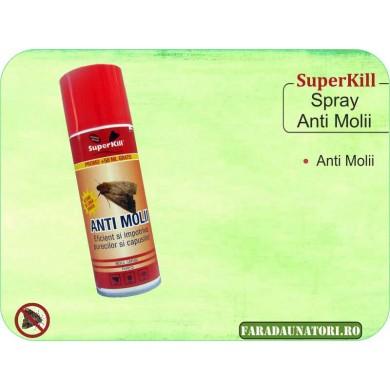 <span>Spray</span> <span>SuperKill</span> <span>anti-molii</span> <span>200ml</span>