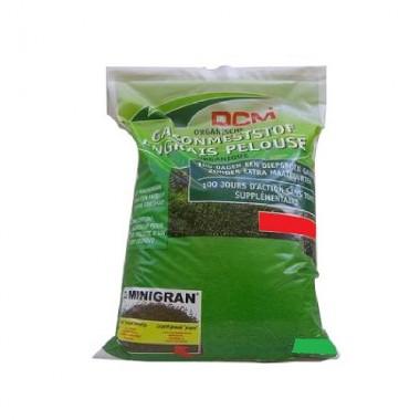 NPK 8-6-7+3 MgO DCM 10kg fertilizant pentru gazon