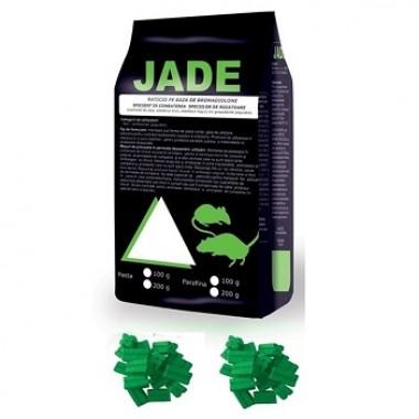 Momeala raticida baton cerat Jade (100gr) verde