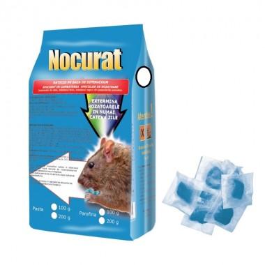 Momeala raticida pasta Nocurat (100gr) albastra