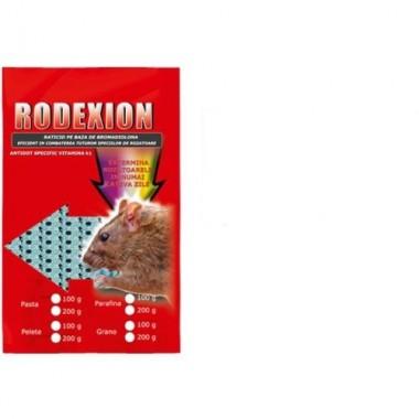 Momeala raticida pasta Rodexion (10kg)