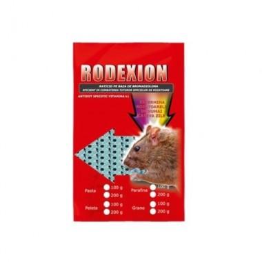 Momeala raticida baton cerat Rodexion (100gr)