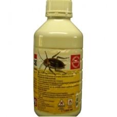 Insecticid universal impotriva insectelor taratoare si zburatoare - Sanitox 21 CE 1L