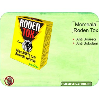 Momeala sub forma de boabe cerealiere 500 gr RodenTox
