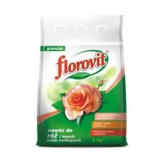 Florovit 1kg pentru trandafiri ingrasamant granulat specializat