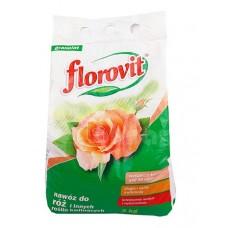 Florovit 3kg pentru trandafiri ingrasamant granulat specializat