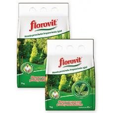 Florovit 3kg impotriva acelor maronii a coniferelor