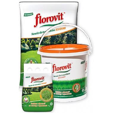 Florovit 25kg de toamna pentru gazon