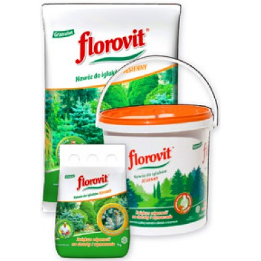 Florovit 10kg de toamna pentru conifere