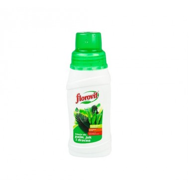 Florovit 0,25l pentru palmieri, yucca si dracaena ingrasamant lichid specializat