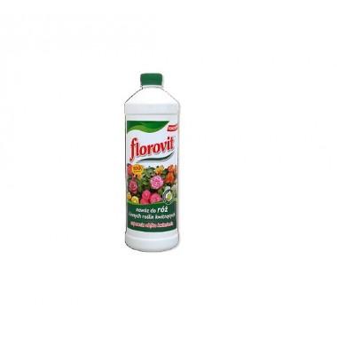 Florovit 1l pentru trandafiri si alte plante cu flori ingrasamant lichid specializat