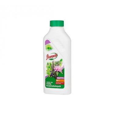 Florovit 0,55l pentru plante calcifuge ingrasamant lichid specializat