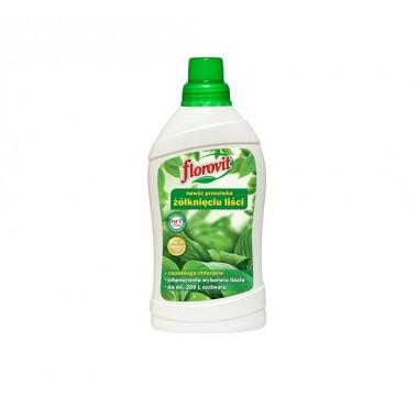 Florovit 1l pentru preintampinarea ingalbeniri frunzelor ingrasamant specializat lichid