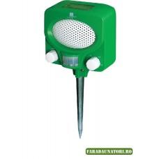 Aparat cu ultrasunete solar anti-daunatori 100 mp - Swissinno