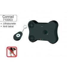 Dispozitiv cu ultrasunete anti latrat
