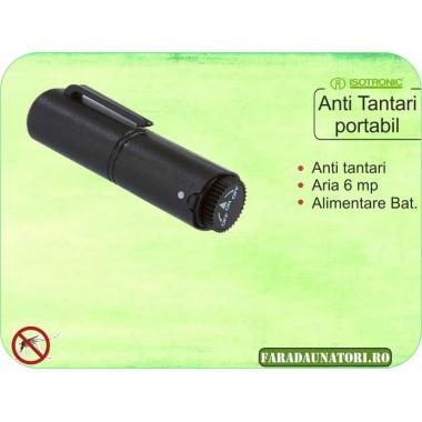 Aparat anti-tantari portabil (6 mp) Isotronic