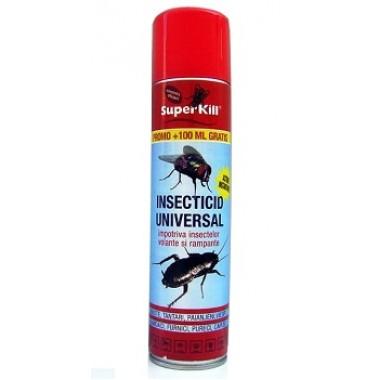 Spray Insecticid Universal SuperKill 400ml