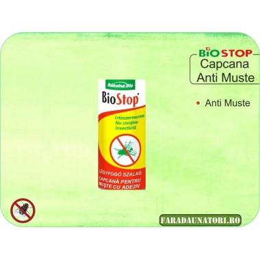 BioStop - Banda cu lipici pentru muste