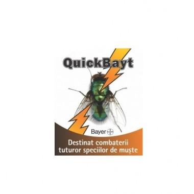QuickBayt combate toate speciile de muste