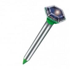 Aparat Solar cu vibratii si ultrasunete anti cartite, furnici, reptile, rozatoare Solar Diamond Plus 70045
