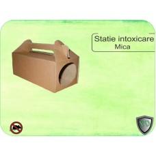 Statie de intoxicare pentru soareci - Bait Station Mica