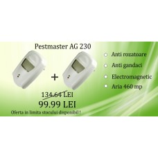 Aparat antigandaci si antirozatoare (230 mp) Pestmaster AG230