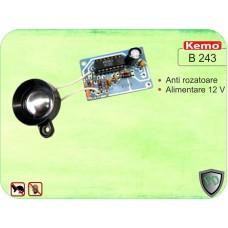 Generator ultrasunete anti daunatori Kemo B243