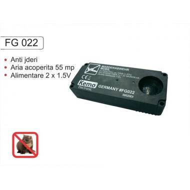 Kemo FG022 Dispozitiv pentru alungarea jderilor - 55 mp