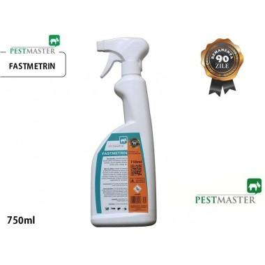 Insecticid universal impotriva insectelor taratoare - FASTMETRIN 750ml