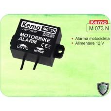 Alarma pentru motocicleta Kemo M073 N