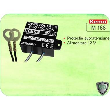 Protectie impotriva supratensiunii Kemo M168