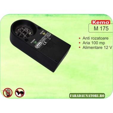 Generator ultrasunete impotriva daunatorilor (100 mp) - Kemo M175