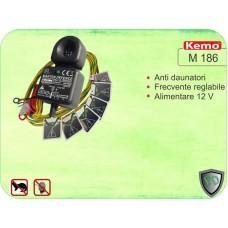 Dispozitiv anti soareci, sobolani si alte rozatoare auto Kemo M186