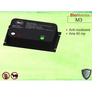 Aparat ultrasunete anti jder, anti rozatoare (40mp) - Biometrixx M3