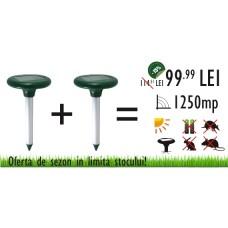 Oferta ! 2 Dispozitive impotriva cartitelor Pestmaster AG625