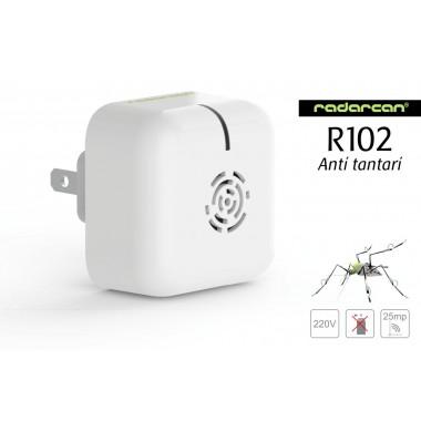 Radarcan R102 aparat cu ultrasunete destinat protectiei impotriva tantarilor
