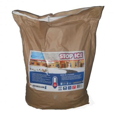 STOP ICE - Produs biodegradabil combate si prevenire gheata 25kg