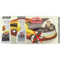 Oferta spray-uri pentru protectia autoturismului Spoof ZAG247 si Spoof ZAG248